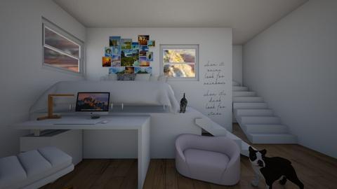 Modern Bedroom - Modern - Bedroom  - by SaraL4472
