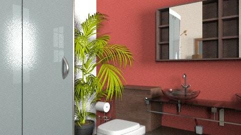 wild 7 - Classic - Bathroom  - by nora7