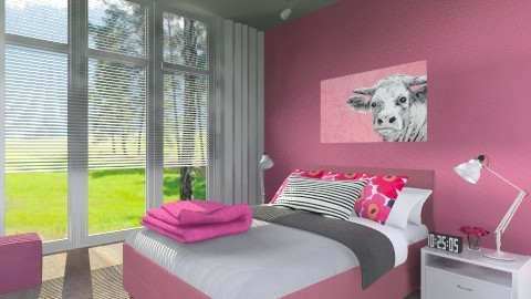 stylingplan - Modern - Bedroom - by Little Miss Paris