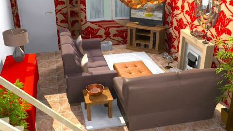 Makeover - Classic - Living room  - by Lety31