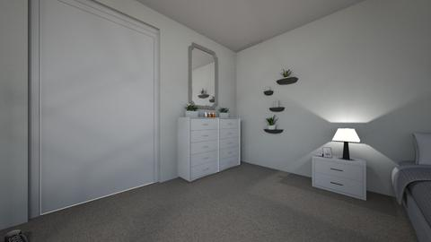 1 entwurf - Modern - Bedroom - by fabxenne