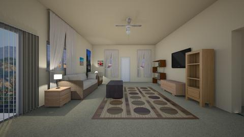 California Compact - Living room  - by mspence03