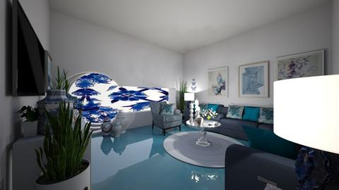 Unique - Modern - Bedroom  - by Irishrose58