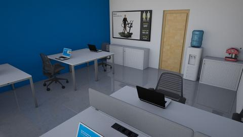 Biuro na Lea - Office  - by llysik