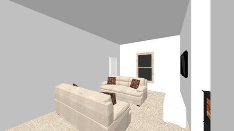 Loddon LR 2 x lg 3 seater - Modern - Living room  - by yannapleby