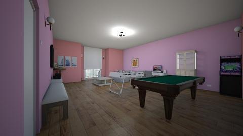 Espacio personal - Living room  - by Dany G