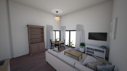 Vardagsrum - Living room  - by senakiziltas