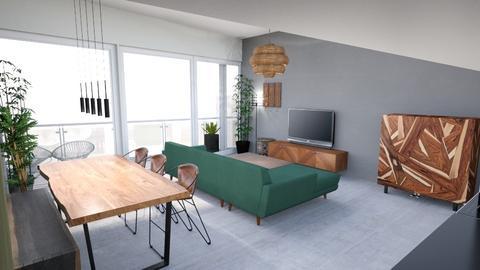 Tolhuiskade living 3 - Living room  - by Patrickvh3