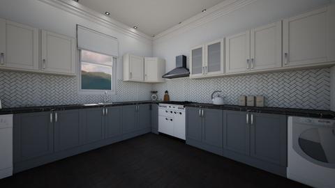 kitchen  - Kitchen - by xxcaraxx