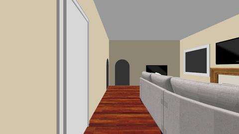 Living Room Public - by vishusethu