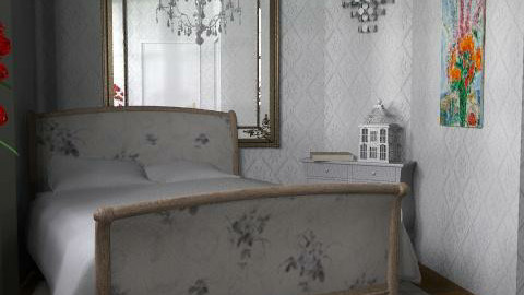 Cotswold - Classic - Bedroom  - by Theadora