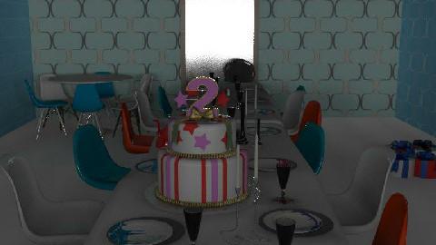 md_2ndbday - Dining Room  - by rob_b