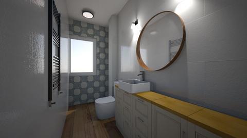 pazmany111111 - Bathroom  - by gabriella0306