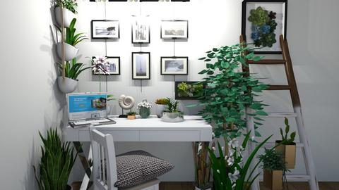 Plant room - Modern - Garden  - by isabelledesigns