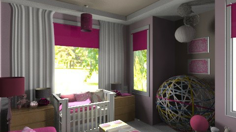 traditional 2nd flr - Kids room  - by myideas interiors
