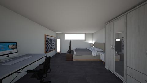 layout - Bedroom  - by Gustavodsgard