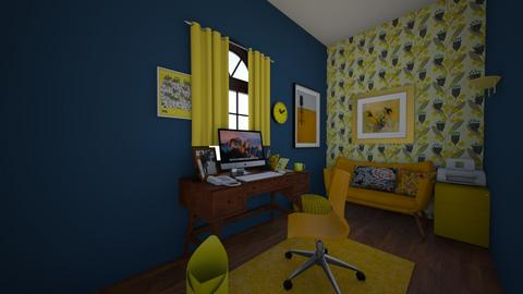 yelloffice - Office  - by tillyc