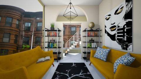 book nook - Living room - by kaylers101