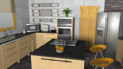 bakers heaven - Country - Kitchen  - by teen bedroom