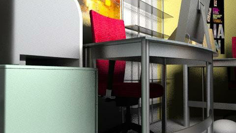 volquets - Eclectic - Office  - by henrysegura69