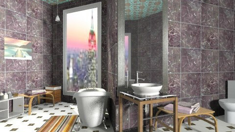 Bathroom 2 - Minimal - by belliciaa