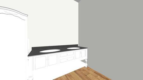 badkamer - Bathroom - by marije wemmers