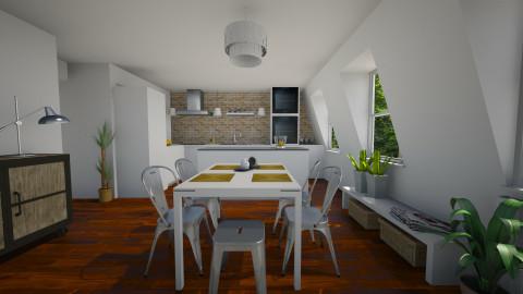 Putney Template kitchen - Kitchen  - by Thrud45