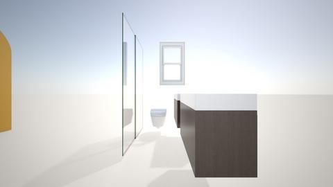 Bathroom - Modern - Bathroom  - by dosfairways