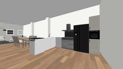 new home - Modern - Living room - by mattnet
