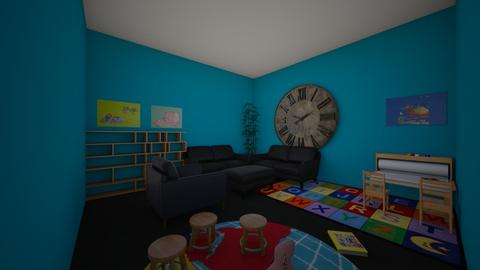 Kids room - by 0194694