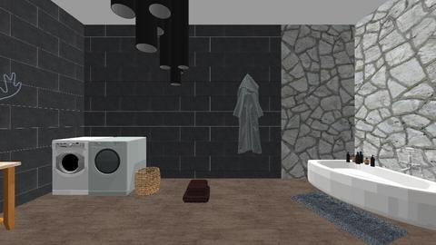 furdoszoba - Bathroom  - by Saci44