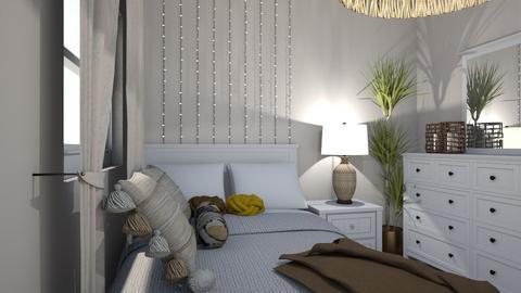 teenager 1 - Bedroom  - by GaliaM
