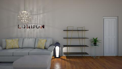 London lives - Living room  - by 29catsRcool
