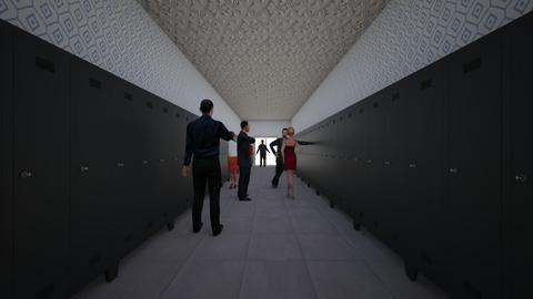Hallway - Modern - by s190521