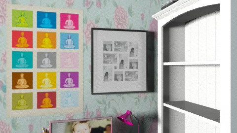 Mybea design 2 - Feminine - Bedroom - by lopez_rica