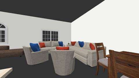 Reciption - Living room  - by ibrahimnajjar3030