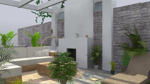 Zen Garden - Modern - Garden  - by MissChocoChanel