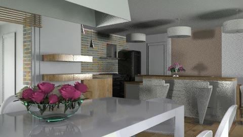 Ground Floor Andrew 6 - Modern - by calu13