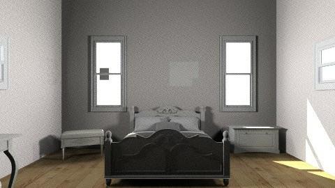 Bed room 1  - Vintage - Bedroom  - by thinkpinkanddrinksomewater