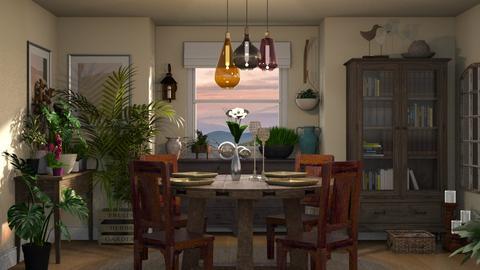 Happy Interior - Eclectic - Dining room  - by Claudia Correia