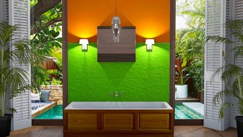 bath - Bathroom  - by ashpashly