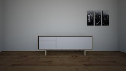 sala  - Living room  - by vitoriahellmann