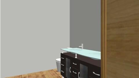 kathymary - Eclectic - Bathroom  - by kathymary