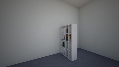 Library - Modern - by Yen Nguyen