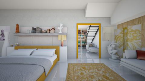 New place - Modern - Bedroom  - by mrschicken