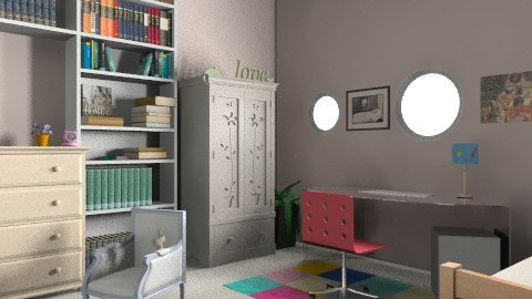 shivu - Classic - Kids room  - by shivu