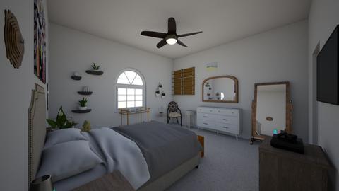 alt - Bedroom  - by hopemercier