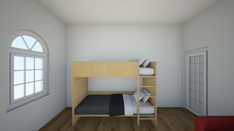 haus - Modern - Kids room  - by eszterke120
