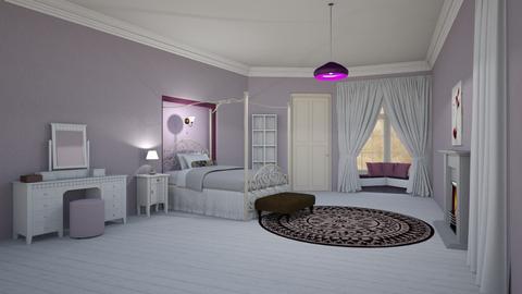 Little princess - Bedroom - by lovedae_parfait