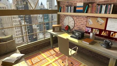 turn - Office  - by deleted_1550519236_sorroweenah